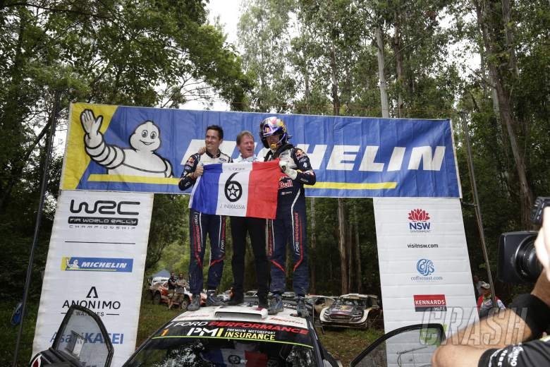 World Rally: Latvala takes Rally Australia win, Ogier seals 2018 title
