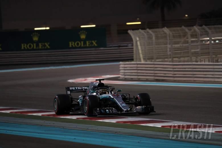 Hamilton ends F1 season with Abu Dhabi victory