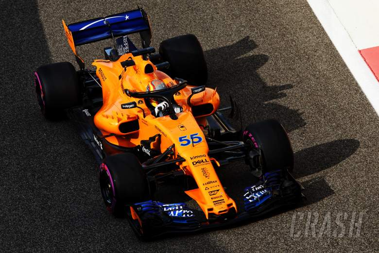 F1: Sainz warns McLaren against getting 'overexcited' with aims
