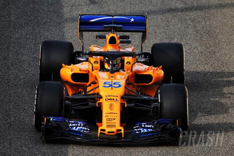 F1: Sainz makes McLaren F1 bow as Kvyat returns to Toro Rosso