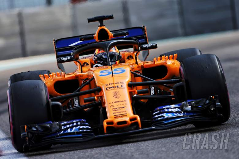 F1: Sainz: McLaren F1 debut outing a dream come true