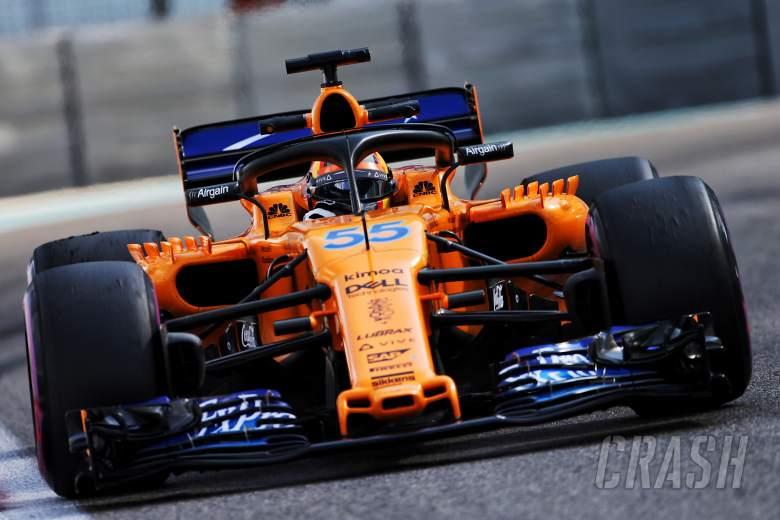 F1: Sainz: No extra pressure replacing Alonso at McLaren