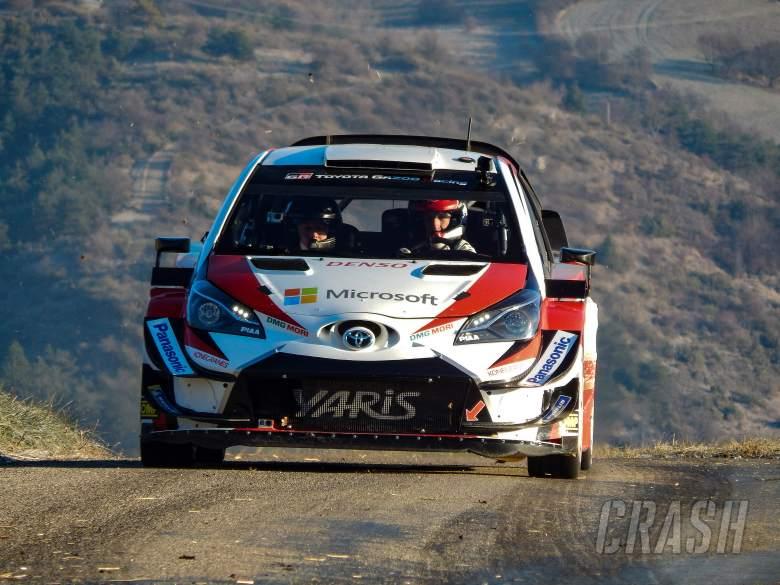 Kris Meeke, Toyota Gazoo Racing, WRC,
