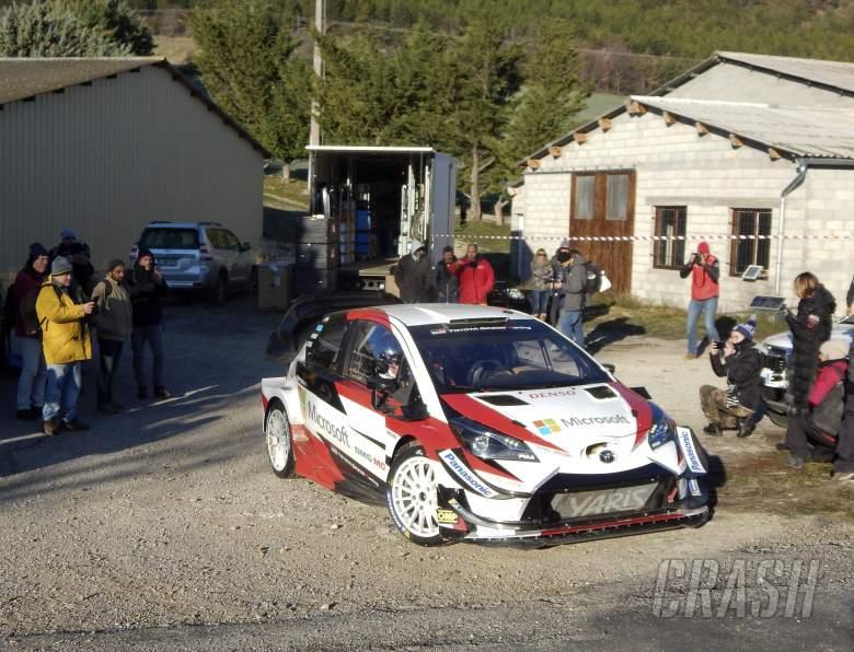 F1: Kris Meeke, Toyota Gazoo Racing, WRC,