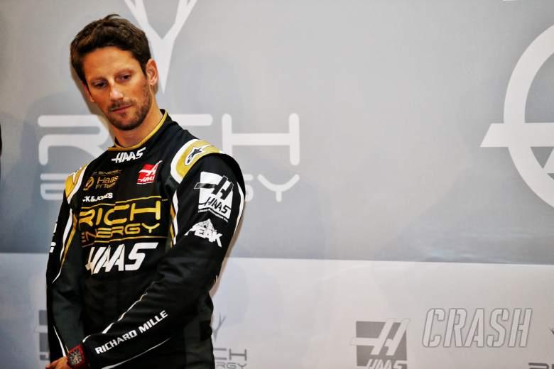 F1: Romain Grosjean, Haas, F1,