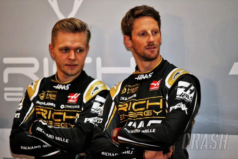 F1: Magnussen expects Haas to remain on 'positive rise' in 2019