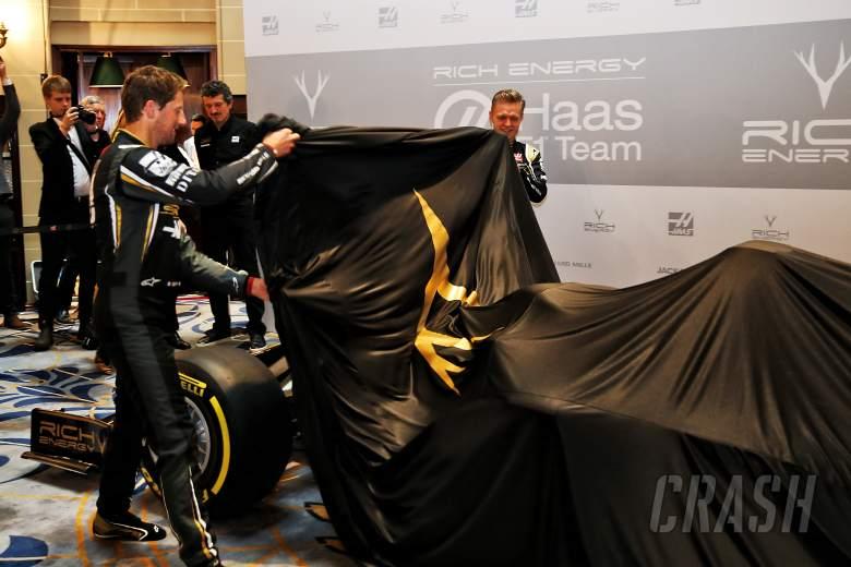 F1: Haas, Romain Grosjean, Kevin Magnussen, F1,