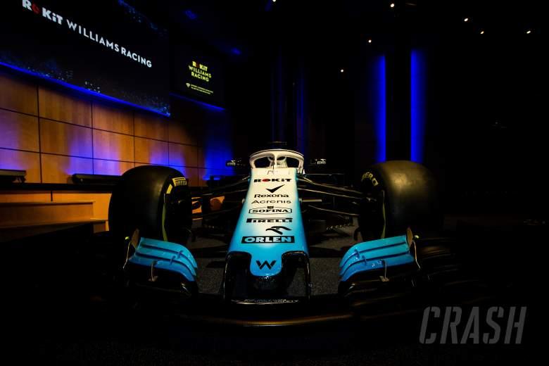 F1: Williams scraps plan to run FW42 F1 car at filming day