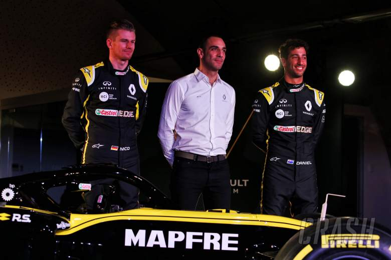 F1: Abiteboul: Renault F1 success a question of when, not if