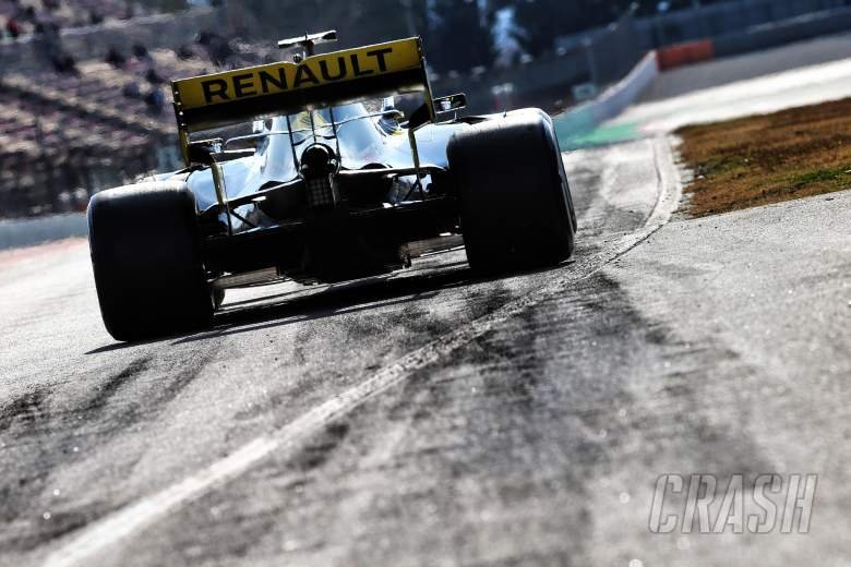 F1: Barcelona F1 Test 1 Times - Tuesday 4pm