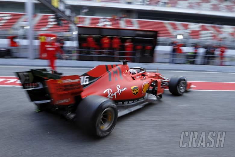 F1: Ferrari making a 'statement' with F1 test pace - Ricciardo