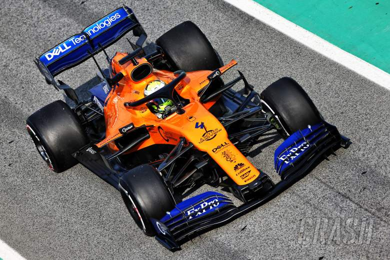 "F1: ""Good confidence"" in McLaren after no 'big problems' - Norris"