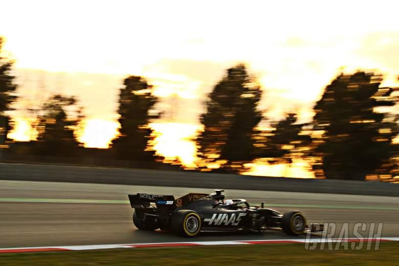 F1: F1 Barcelona Pre-Season Test 1 - Driver Line-Ups