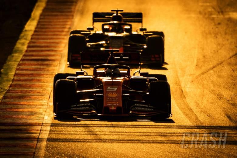 F1: F1 Barcelona Pre-Season Test 2 - Driver Line-Ups