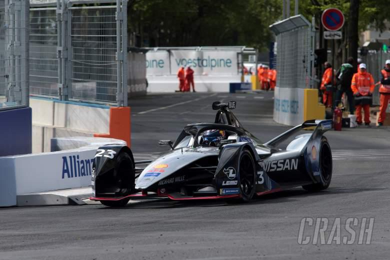Sebastien Buemi, Nissan e.dams, Formula E,