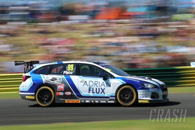 BTCC: Plato: We've got to improve