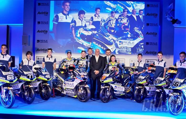 MotoGP: Avintia launch 2018 MotoGP campaign
