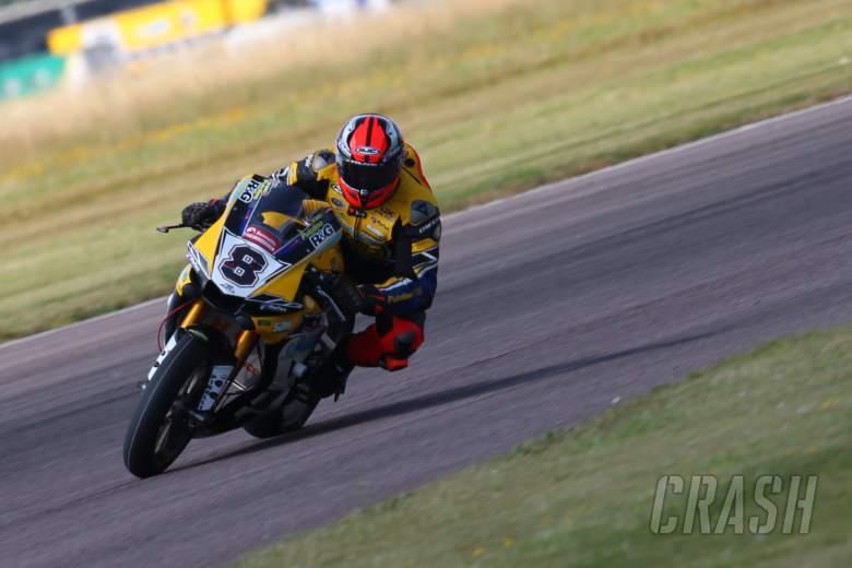 Shaun Winfield, TAG Racing, Yamaha, BSB,