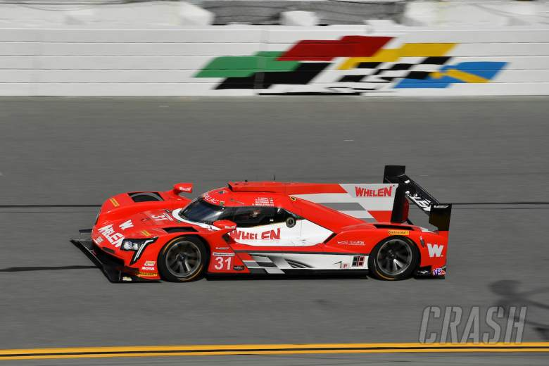 Sportscars: Conway fastest ahead of Stroll in final Rolex 24 practice