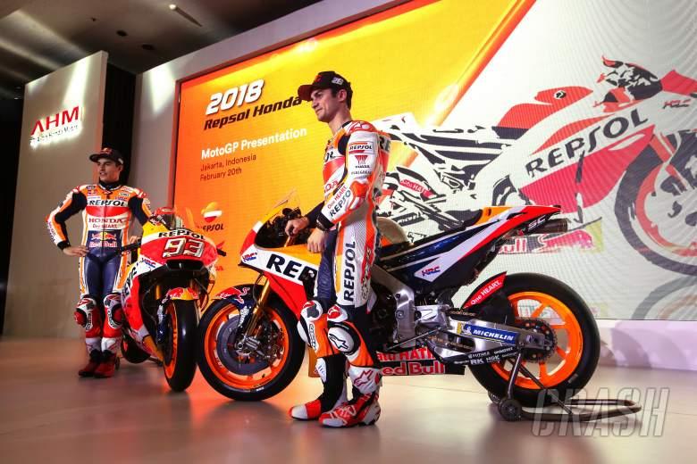 MotoGP: Repsol Honda holds team launch in Jakarta