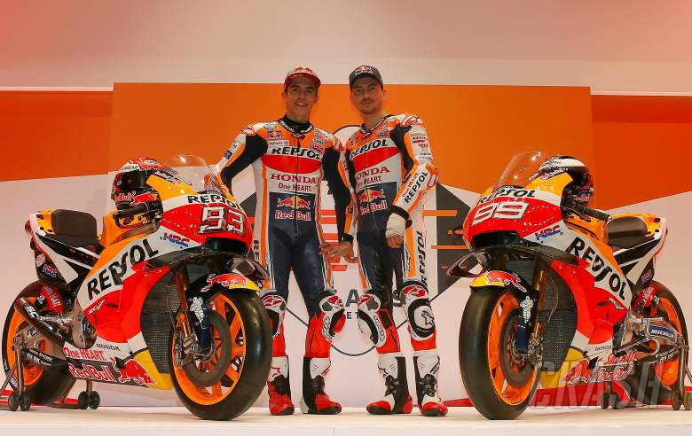 MotoGP: FIRST LOOK: Lorenzo, Marquez in 2019 Repsol Honda colours