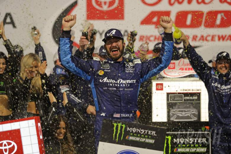 NASCAR: Toyota Owners 400 - Full Results