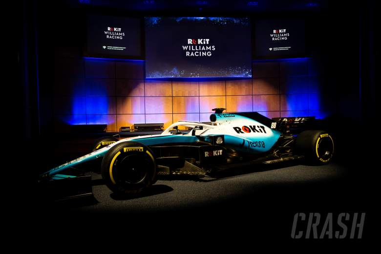 F1: Williams unveils revised Formula 1 livery for FW42