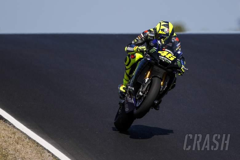 Valentino Rossi: Portimao beautiful, scary, big jumps!