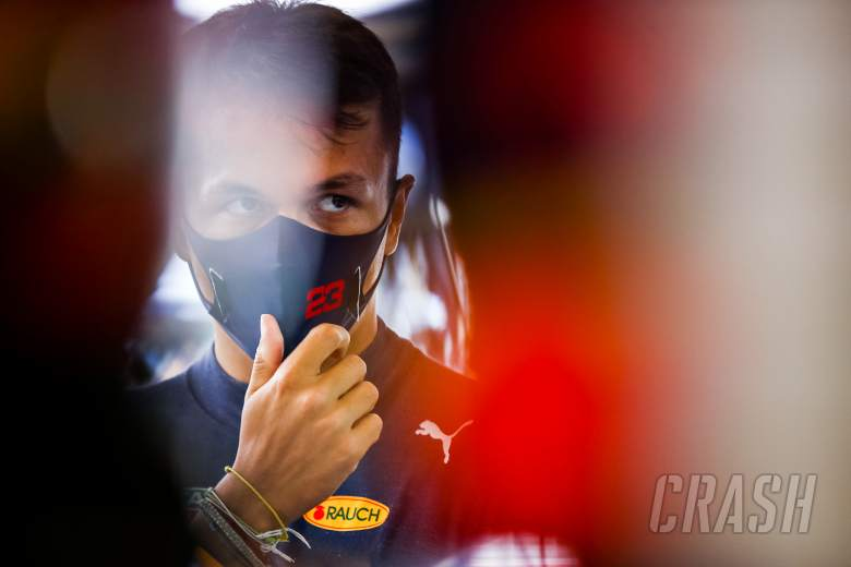 How likely is a return to F1 with Red Bull for Alex Albon in 2022?