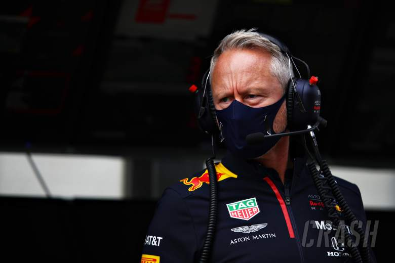 Red Bull F1 sporting director Wheatley tests positive for COVID-19