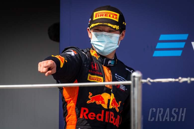 Honda protege Yuki Tsunoda to get first F1 run in 2018 car at Imola