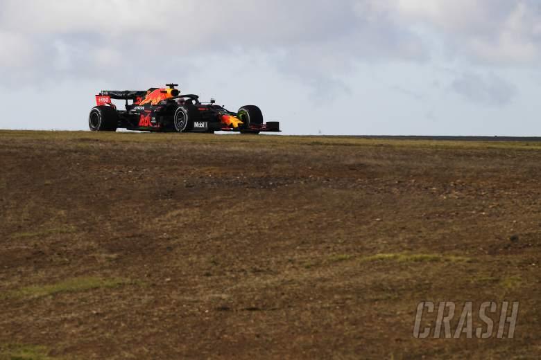 F1 Portuguese Grand Prix 2020 - Free Practice Results (1)