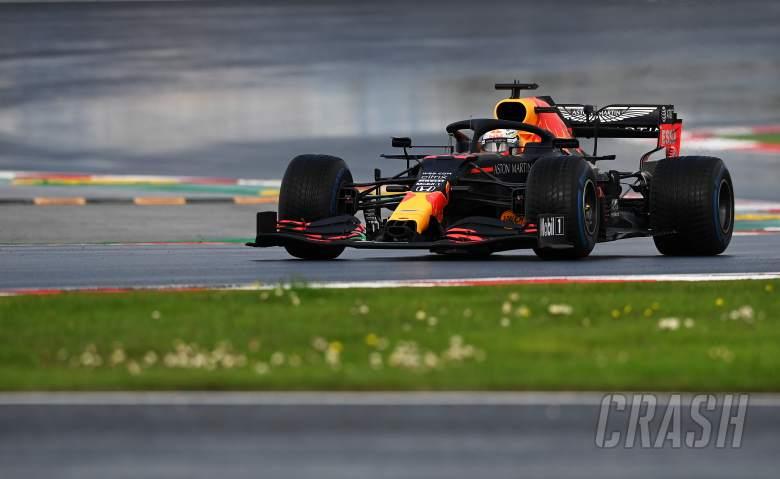 Max Verstappen's F1 Turkish GP hampered by front wing adjustment error