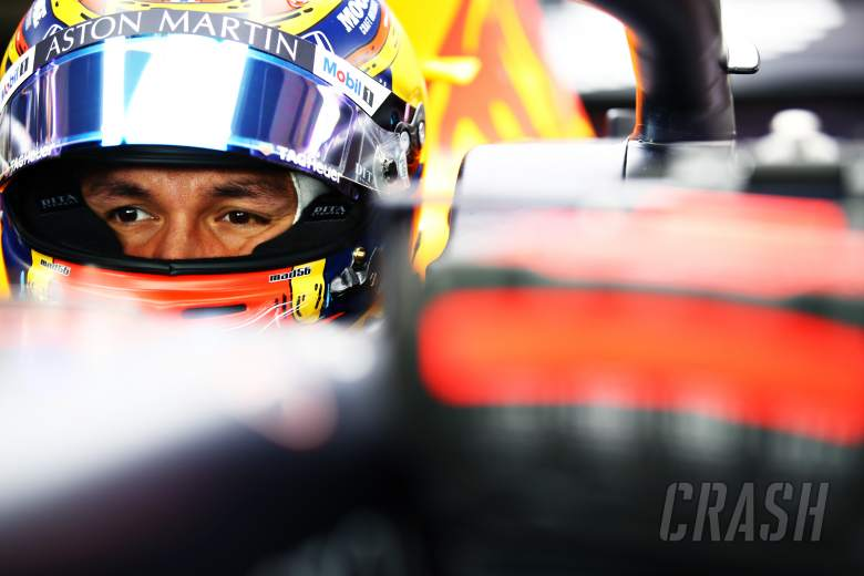 'I want that seat back' - Albon aims to return to F1 with Red Bull in 2022