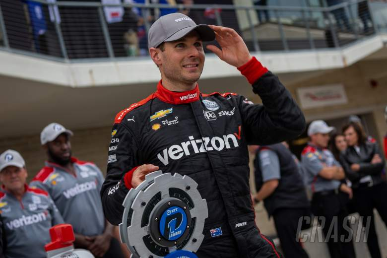 IndyCar: IndyCar Classic - Starting Lineup