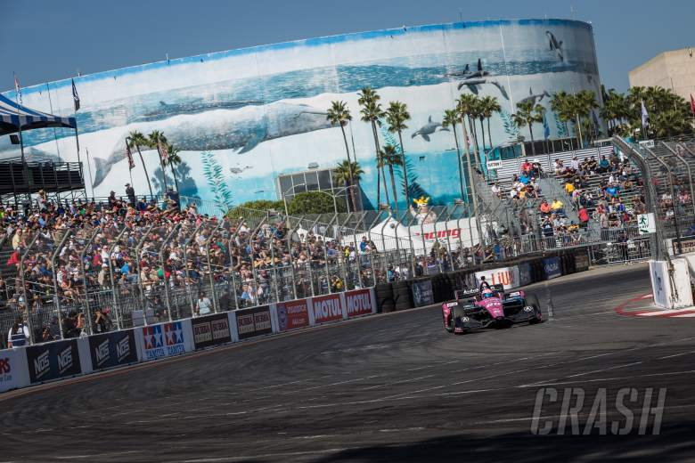 IndyCar: 45th Acura Grand Prix of Long Beach - Starting Grid