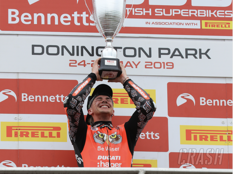 Redding on BSB win: It's ignited the fire again!