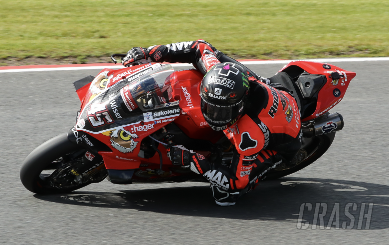 Scott Redding - Be Wiser Ducati