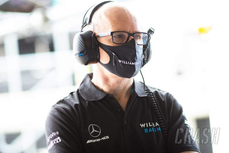 Williams appoints Simon Roberts as acting F1 team principal