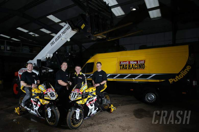 British Superbikes: Anvil Hire TAG Racing