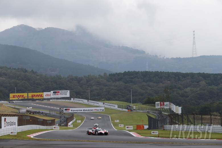 Sportscars: WEC 6 Hours of Fuji - FP2 Results