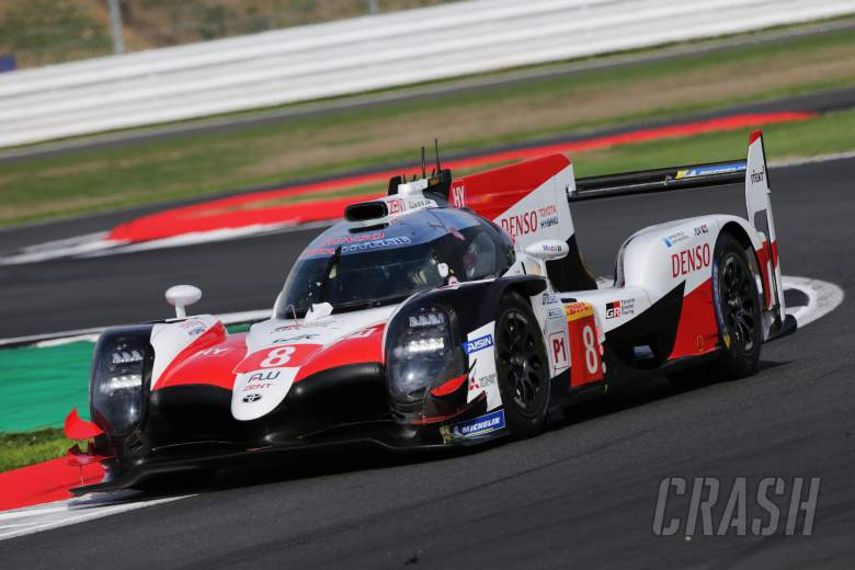 Sportscars: Toyota takes Silverstone WEC 1-2, Alonso wins again