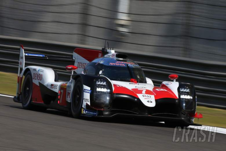 Sportscars: Toyota holds off Rebellion charge for Shanghai WEC pole