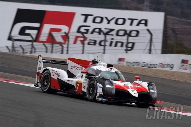 Sportscars: Toyota commits to 2019-20 WEC season