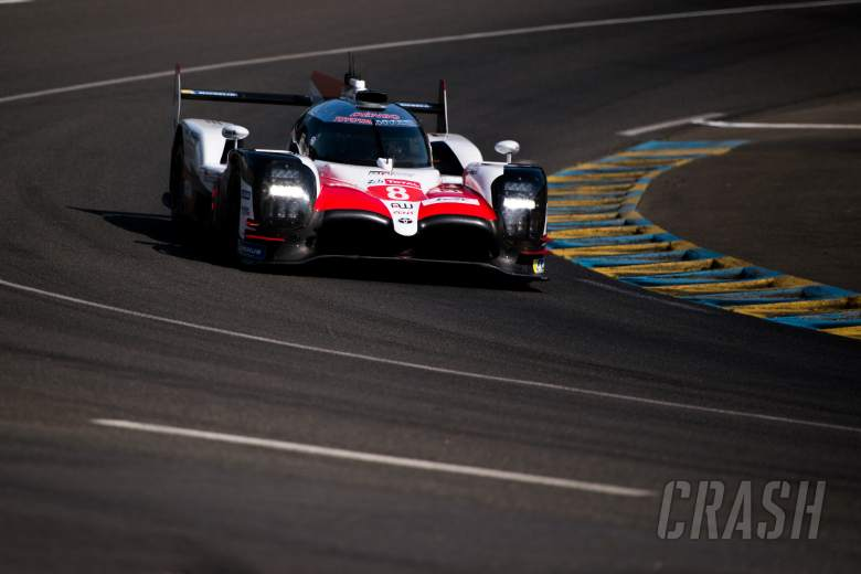 Le Mans: Toyota, Alonso on provisional pole for Le Mans