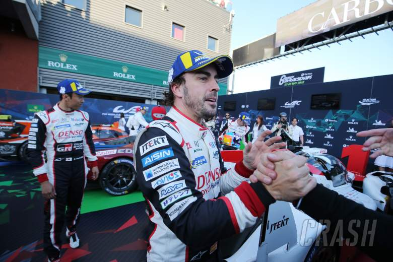 Sportscars: Alonso: Easier adding 'fun' WEC races to schedule than F1