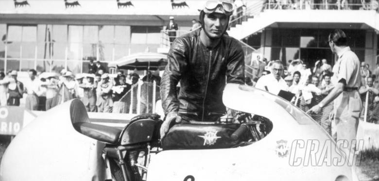 Nine-time GP World Champion Carlo Ubbiali has died