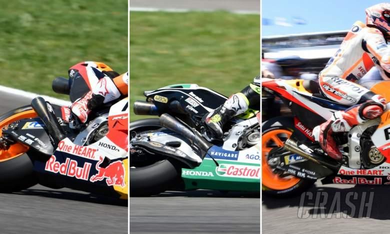 MotoGP: Crutchlow lacking carbon fibre grip?