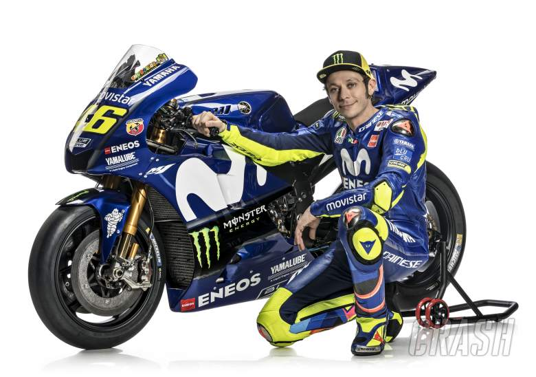 Motogp Rossi Physical Level Same As Last Few Years News