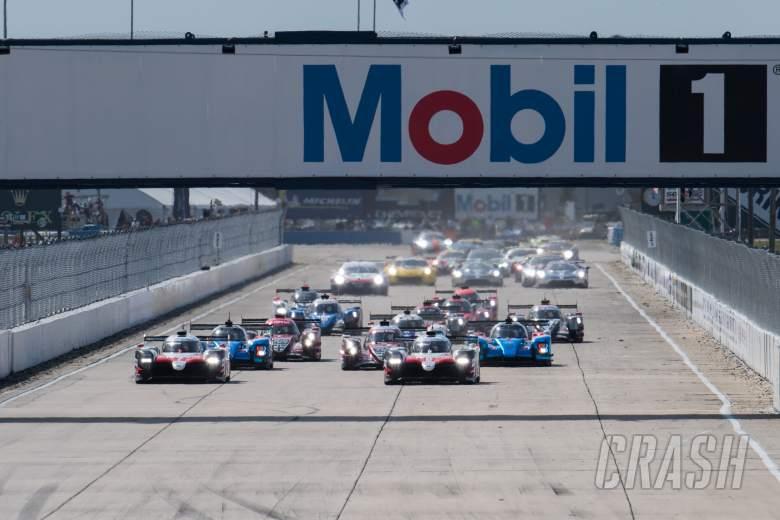 Sportscars: WEC 1,000 Miles of Sebring - Race Results
